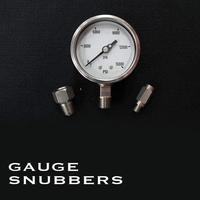 gauge-snubbers